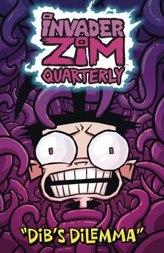 Invader Zim Quarterly -2 - Dib's Dilemma