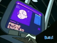 Probe enabled