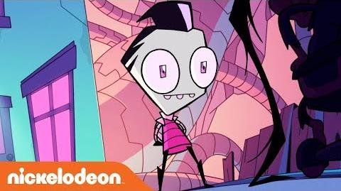 Top 8 Moments 👽 Invader Zim Panel Comic-Con 2018 Nick