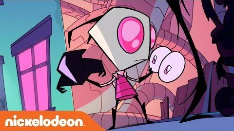 'Invader ZIM Enter the Florpus' Exclusive Teaser San Diego Comic-Con 2018 Nick
