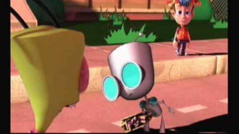 Nicktoons Globs of Doom (Cutscene 5)