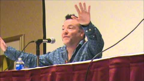 InvaderCON - Richard Horvitz 45 min Q&A part 1