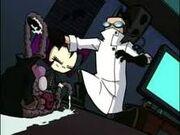 Gaz and Professor Membrane