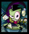 Invader Zim by Florida19