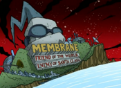 Membrane rock head