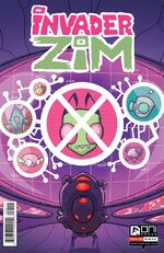 INVADERZIM 25 COVER