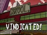 Vindicated!