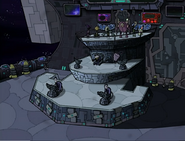 Vort ship interior