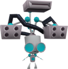 Gir attack of the toybots model