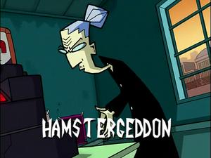 Title Card - Hamstergeddon