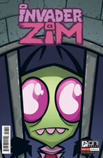Invader zim 17 final cover