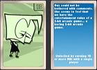 Nicktoons MLB Gaz Card