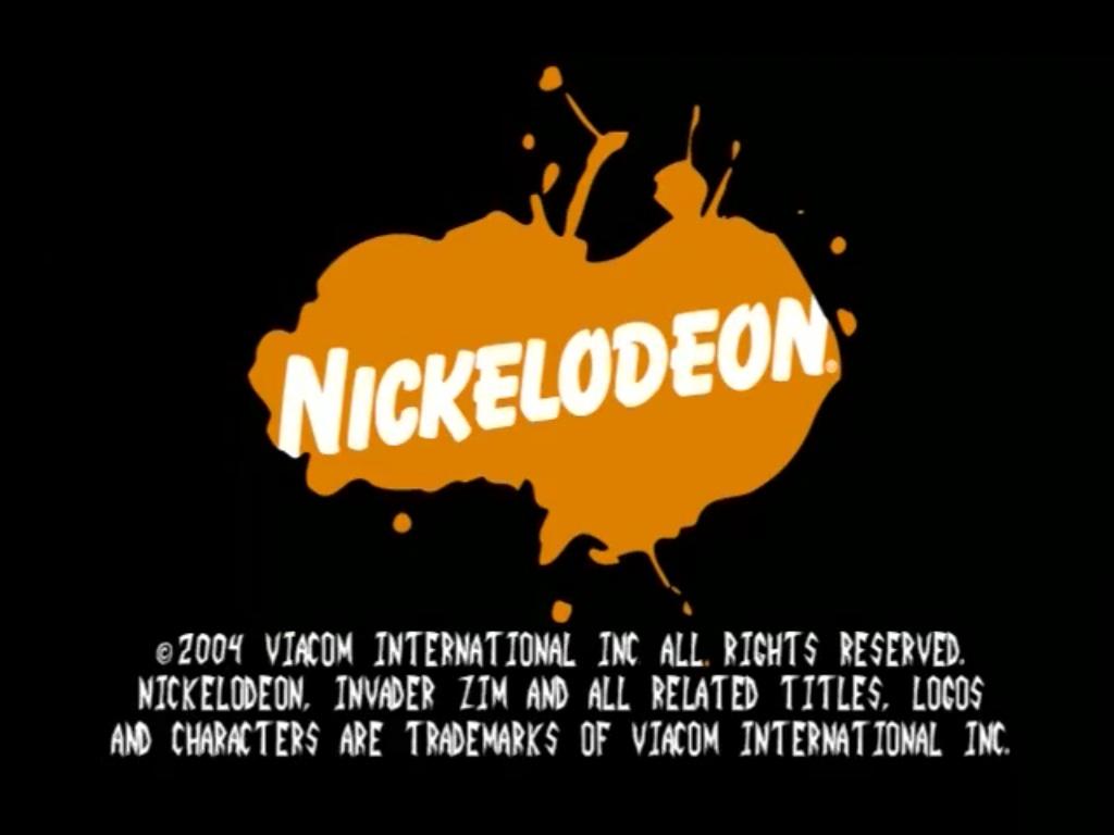 NickLogoZim The Nickelodeon Closing Logo Used For Invader Zim