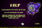 GGGB Help page