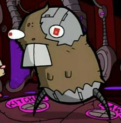 RobotGopherMug