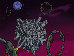 Conveyor belt planet