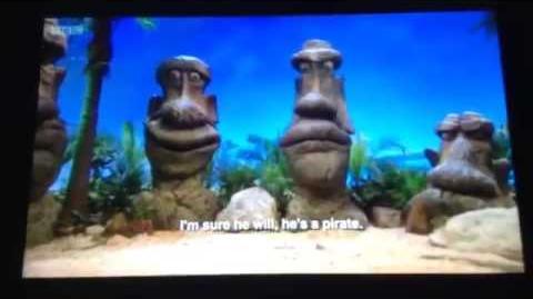 Video Zingzillas Series 2 Pirate Day Zingzillas Wikia