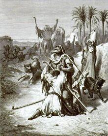 Le Retour du Fils prodigue, par Gustave Doré
