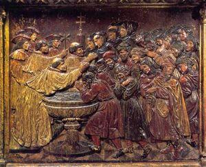 Baptême des Maurisques