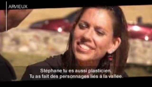 Vaqui à Arvieux - interview de Stéphane Simiand