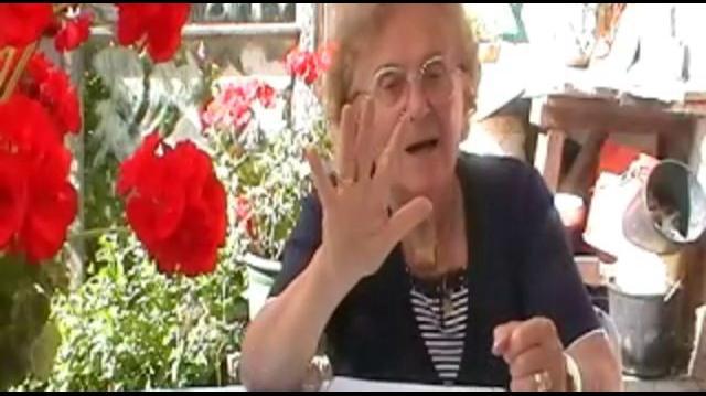 La maestra Augusta Gleise recita delle filastrocche tradizionali.doc