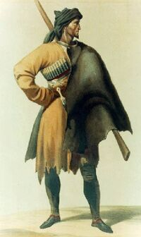 Circassian warrior