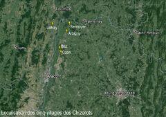 LOCALISATION - Chizerots