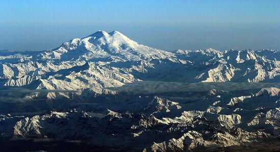Mt Elbrus Caucasus
