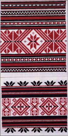 Chuvash clothe