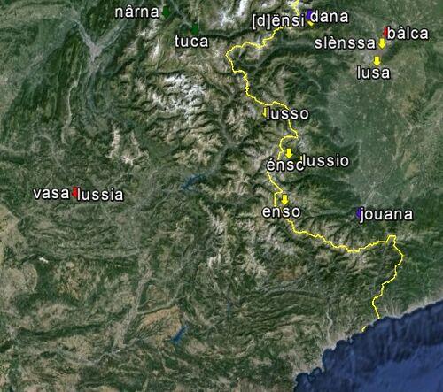 EAU Alpes Sd