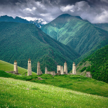 "Eltyubyu ""City of the Dead"" Kabardino-Balkaria"