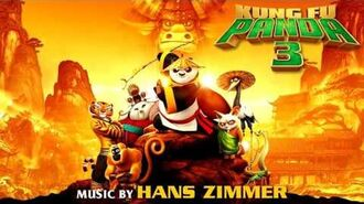 Hans Zimmer - Kai vs Shifu team. Kung fu panda 3 soundtrack