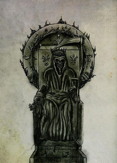 Qayin rex mortis by skandinav666-d645l9a