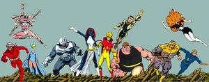 Mystique's Brotherhood of Mutants