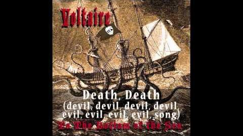 Death Death (Devil, Devil, Evil, Evil, Song) by Voltaire (OFFICIAL)
