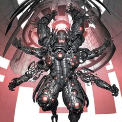 Six arms ultron