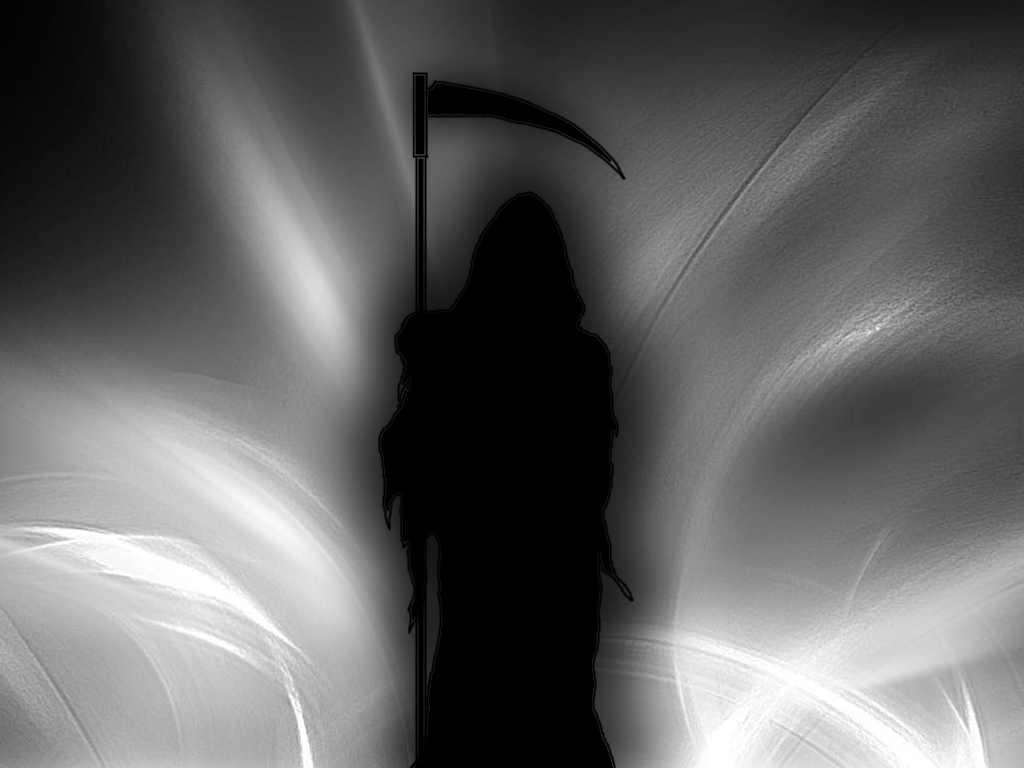 Grim Reaper Wallpaper by AMCDeathKn