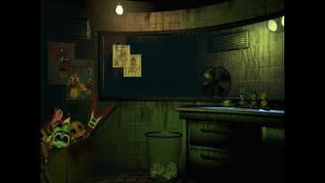 Office Teaser (FNaF3)