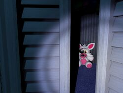 Nightmare Mangle Plushy