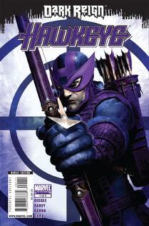 Bullseye Dark Hawkeye
