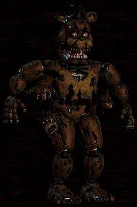 Nightmare Freddy Design