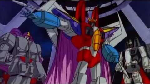 Transformers The Movie 1986 - Starscream's Coronation and Demise..