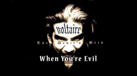 Voltaire - When You're Evil OFFICIAL-0
