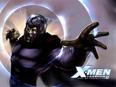 Magneto (X-men Legends)