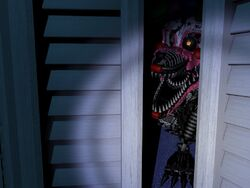 Nightmare Mangle Closet 2