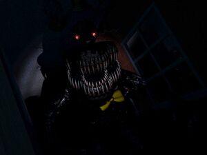 Nightmare Right Hall