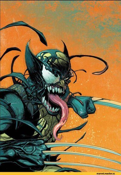 Marvel-фэндомы-Wolverine-Venom-3337375