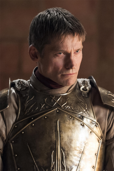 Jaime Lannister in The Laws of Gods and Men