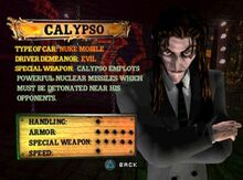 Calypso tm4