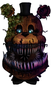 Twisted Freddy 2